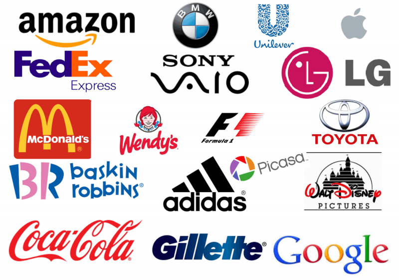 10 famous logos with a hidden meaning that we never even